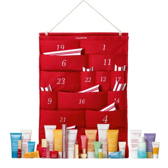 Clarins 24 Day Advent Calendar 2020