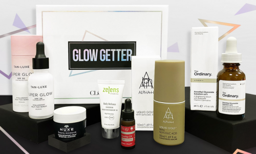 Cloud 10 Beauty Glow Getter Set