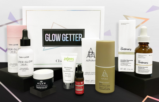 Cloud 10 Beauty Glow Getter Limited Edition Gift Set