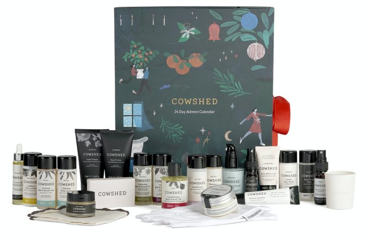 Cowshed Advent Calendar 2020