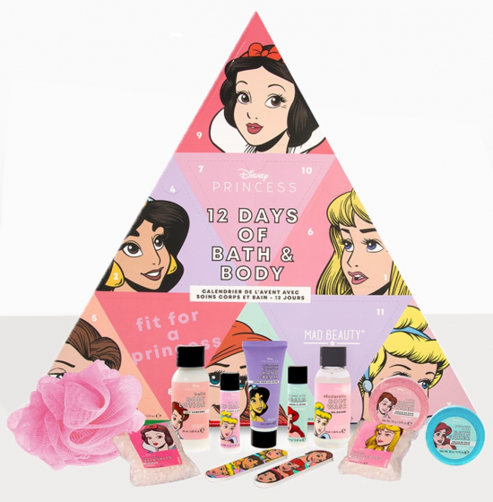 DISNEY Princess Beauty Advent Calendar 2020
