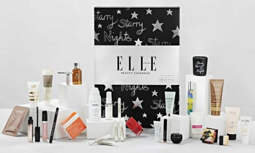 Elle magazine advent calendar 2020