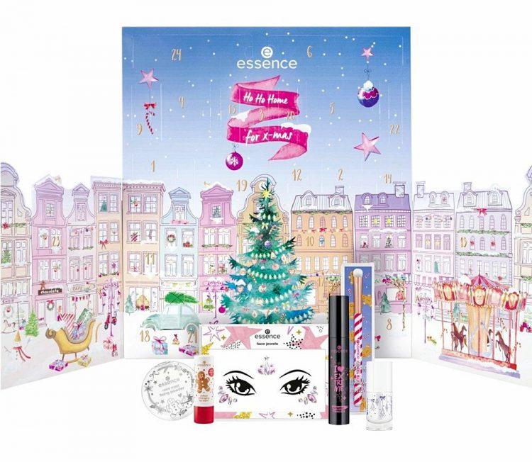 Essence Ho Ho Ho Advent Calendar 2020