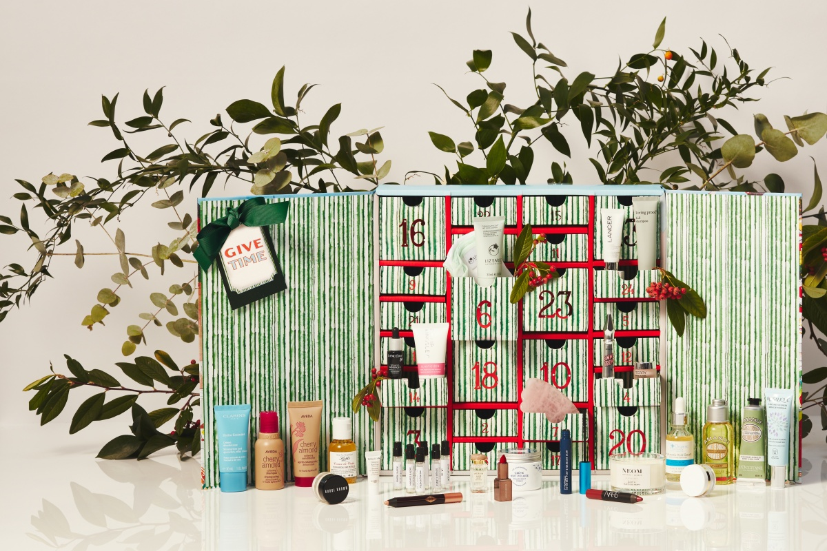 Fenwick Beauty Advent Calendar Lifestyle