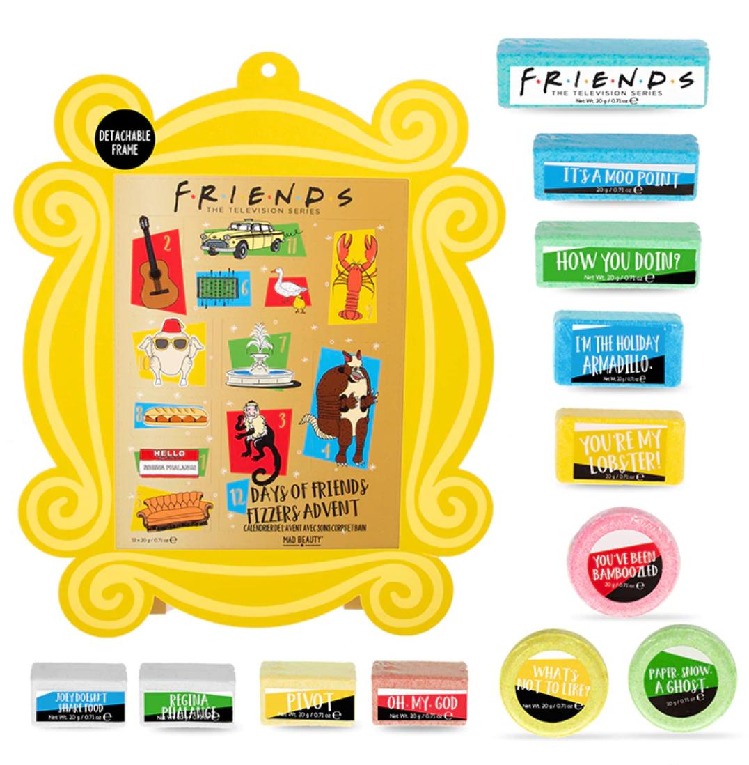 Friends Beauty Calendar 2020