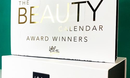 Latest In Beauty Advent Calendar Awards 2020