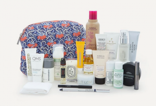 Liberty London September Beauty Gift With Purchase – worth over £398!