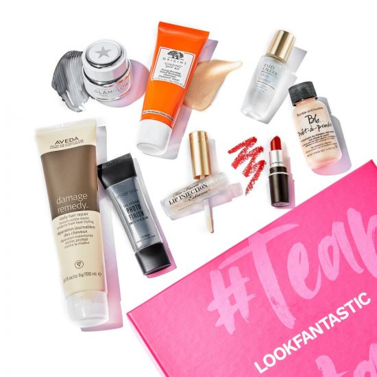 LookFantastic Celebration of Beauty Box – Worth £128!