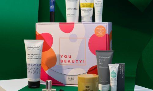 M&S Beauty Edit October 2020