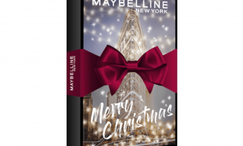 Maybelline Beauty Advent Calendar 2020