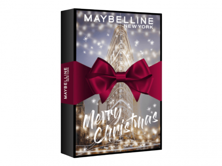 Maybelline Beauty Advent Calendar 2020