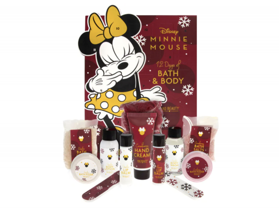 Mad Beauty Minnie Mouse 12 Days Advent Calendar 2020