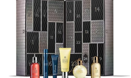 Molton Brown Advent Calendar 2020 Contents