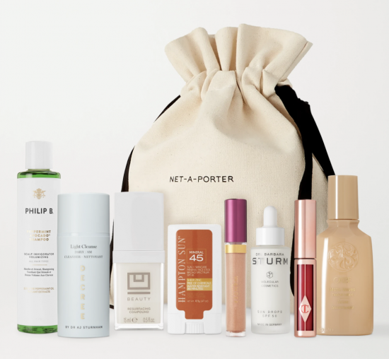 Net A Porter Essential Beauty Kits