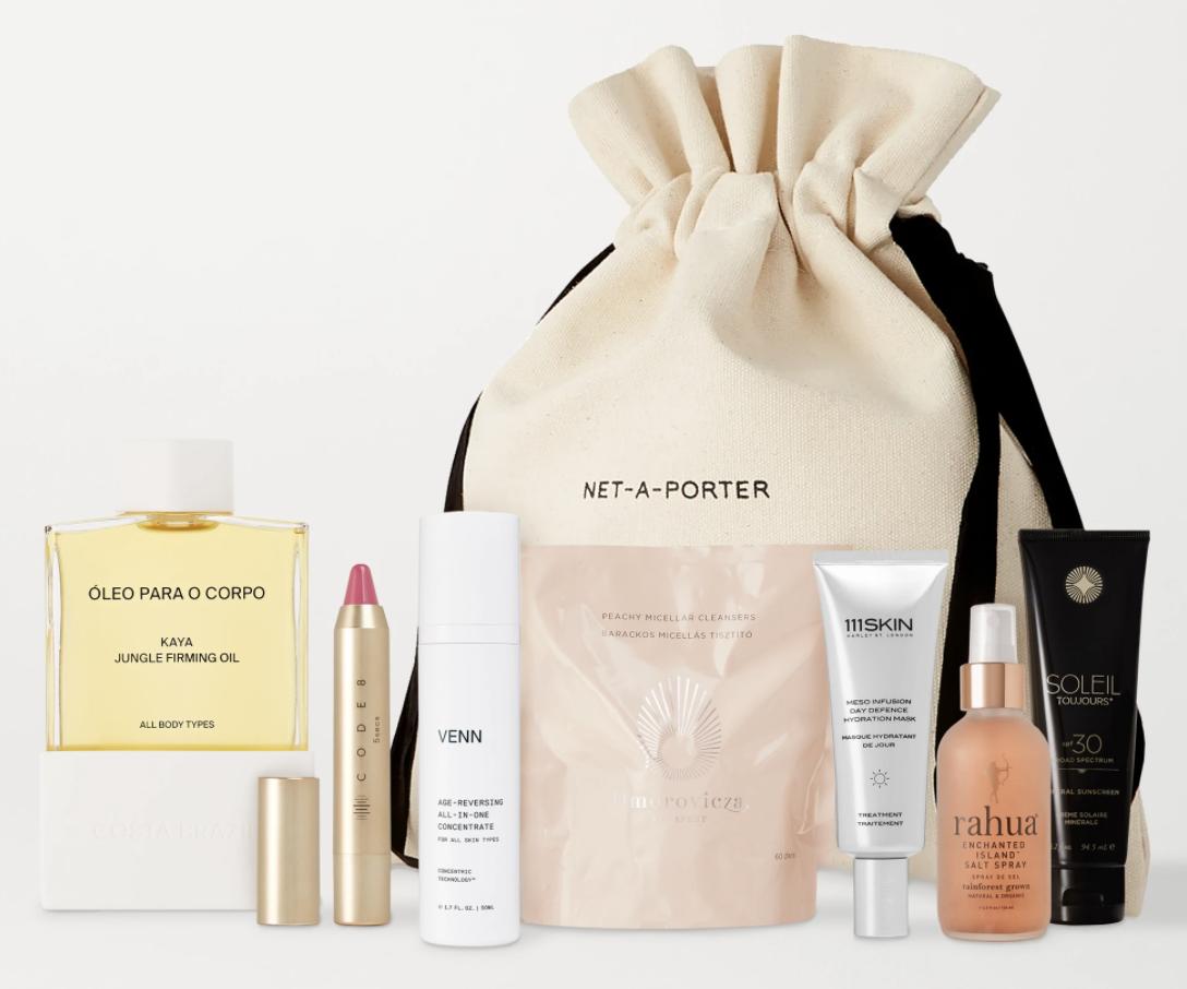 Net a Porter Summer Essentials Kit