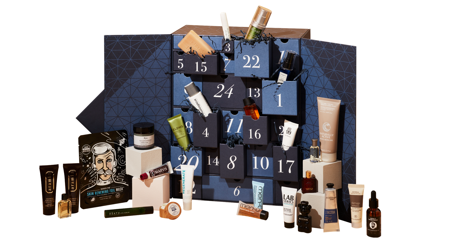 Next Mens Beauty Advent Calendar 2020