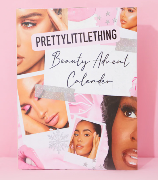 Pretty Little Thing Beauty Advent Calendar 2020 – Available Now!