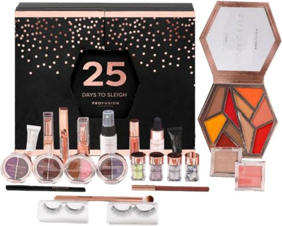 Profusion Cosmetics 25 Days To Sleigh Advent Calendar 2020