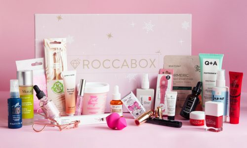 Roccabox Beauty Advent Calendar 2020 Contents