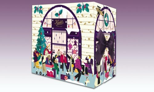 Selfridges Exclusive Kiehl's Advent Calendar £189