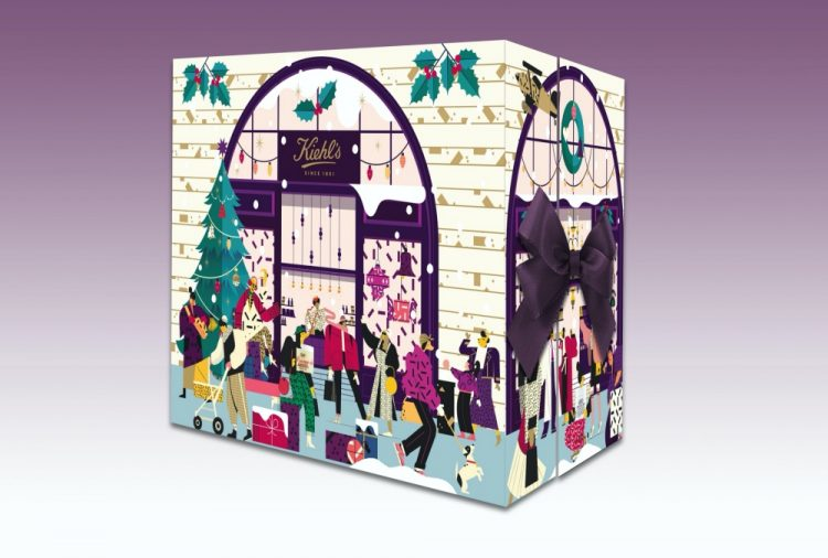 Selfridges Exclusive Kiehl's Advent Calendar £189