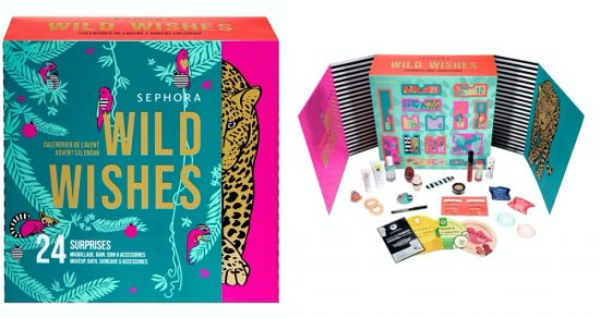Sephora Wild Wishes Advent Calendar 2020