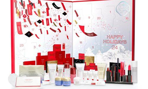 Shiseido Beauty Advent Calendar 2020