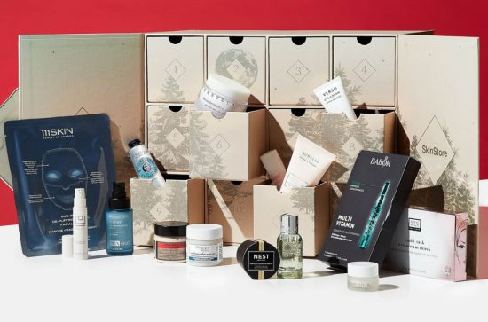 Skinstore Holiday Box 12 Day Countdown 2020