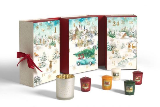 Yankee Candle Advent Calendars 2020 – Available Now!