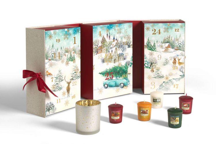 Yankee Candle Advent Calendar Big 2020