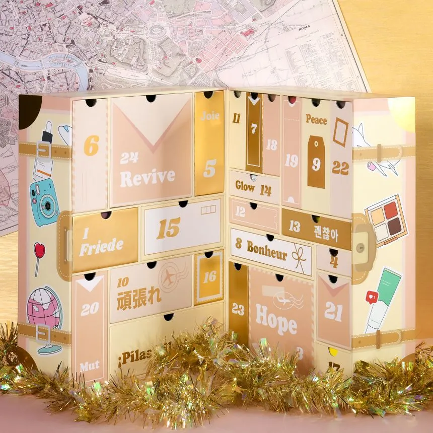 Yes Style Beauty Advent Calendar 2020