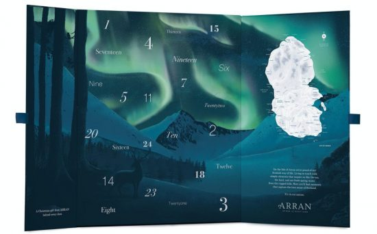 Arran Beauty Advent Calendar 2020