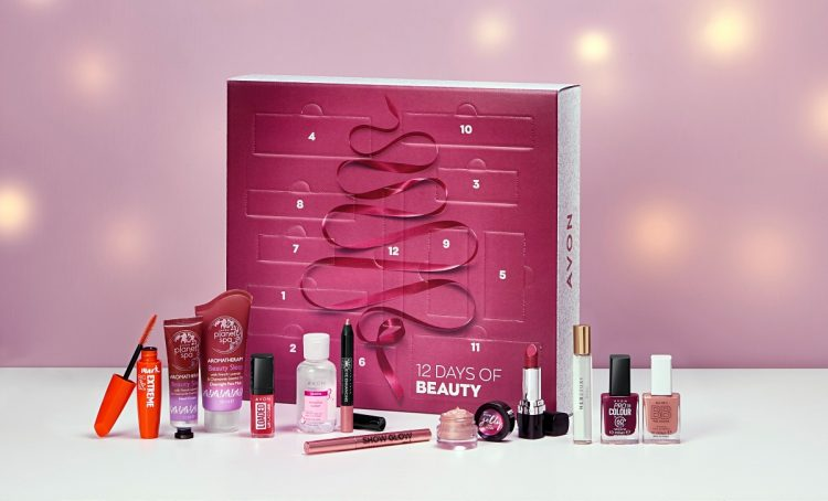 Avon Beauty Advent Calendar 2020