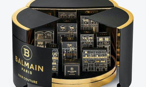 Balmain Limited Edition 10 Day Hair Couture Advent Calendar 2020