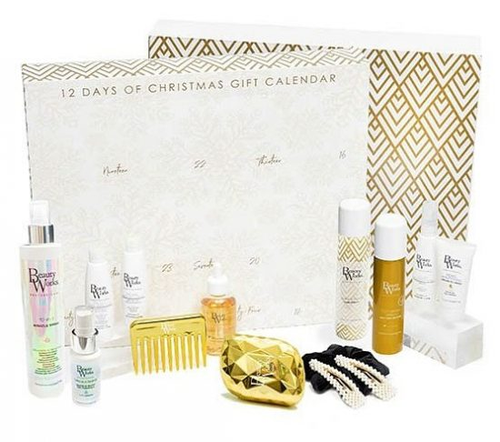 Beauty Works Advent Calendar 2020 – Reduced to £55!
