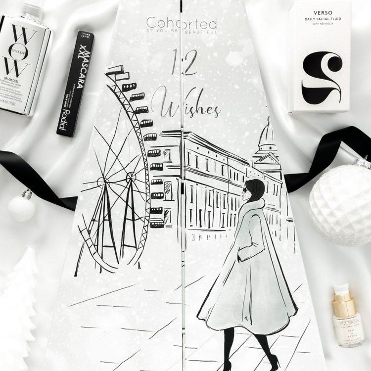 Cohorted Beauty Advent Calendar 2020