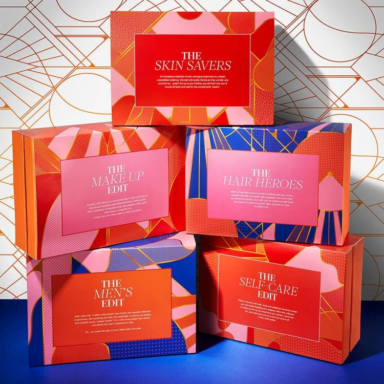 Cult Beauty Christmas Gift Box Sets 2020