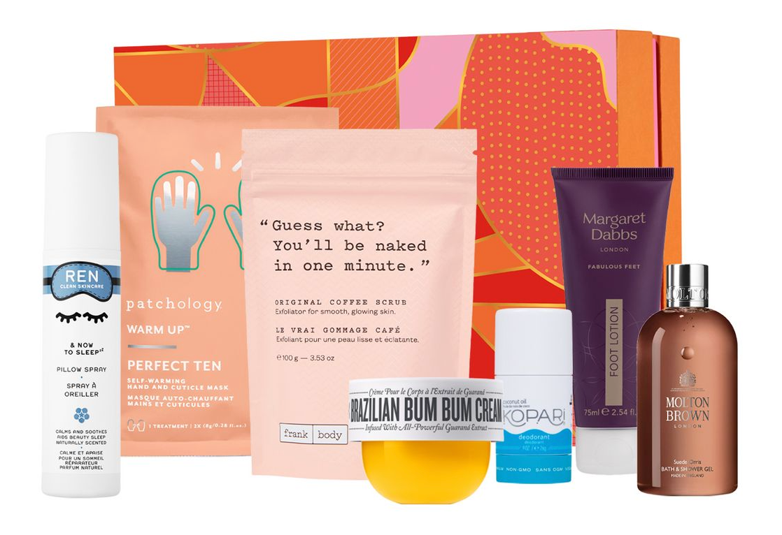 Cult Beauty Self Care Gift Box 2020
