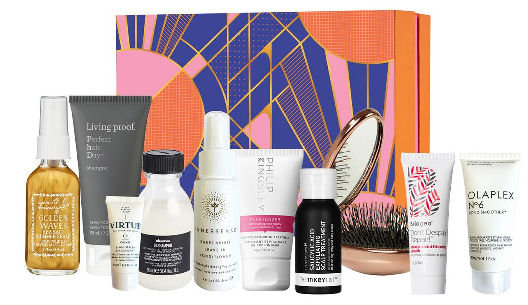 Cult Beauty Haircare Heroes Gift Box 2020