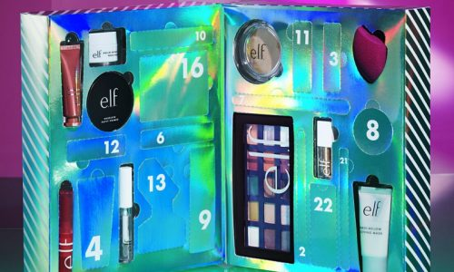 Elf cosmetics 24 Day calendar 2020