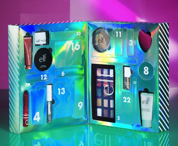 Elf cosmetics 24 Day calendar 2020