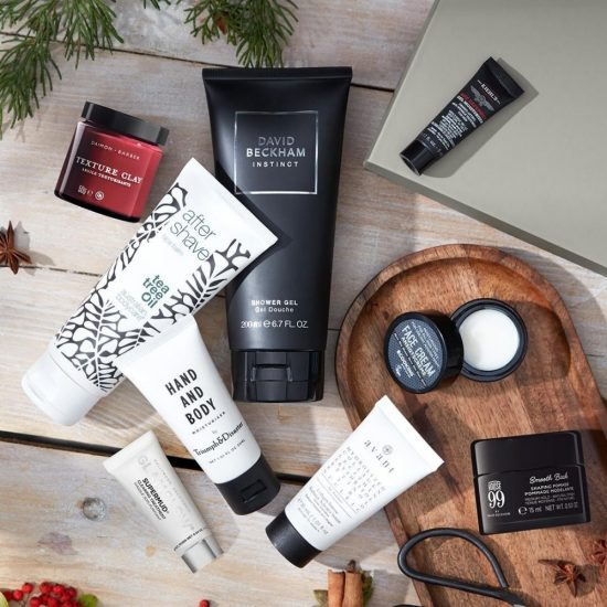 Glossybox Grooming Kit October 2020
