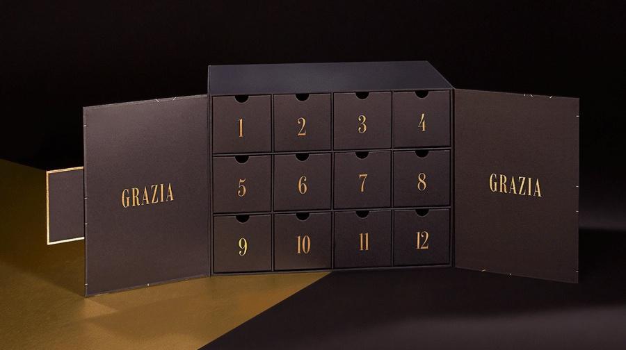 Glossybox x Grazia 2020 Advent Calendar