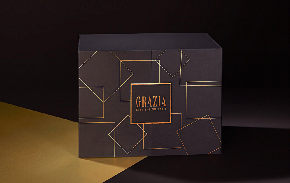 Glossybox x Grazia Advent Calendar 2020