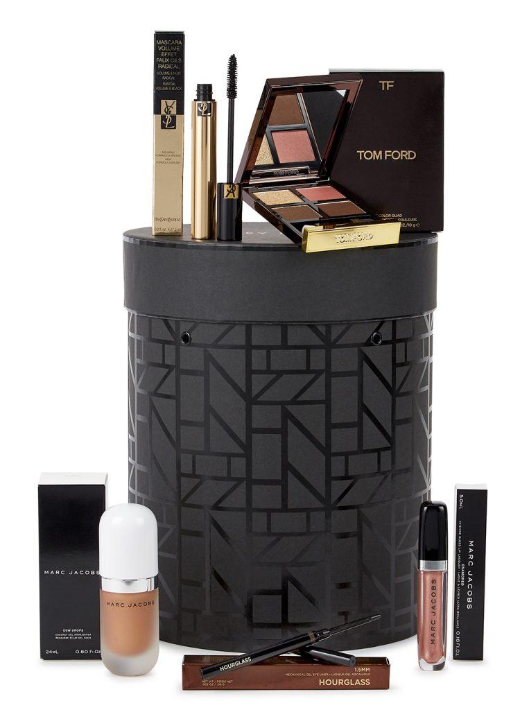 Harvey Nichols Gilded Glamour Gift Box 2020