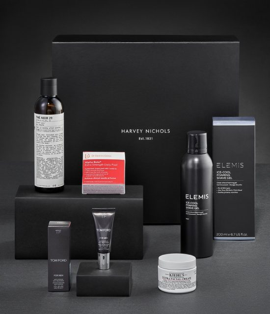 Harvey Nichols Men's Must Haves Beauty Box