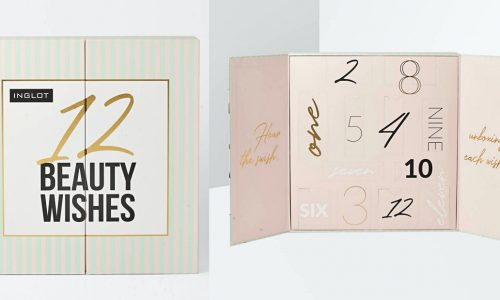 Inglot 12 Beauty Wishes Advent Calendar 2020