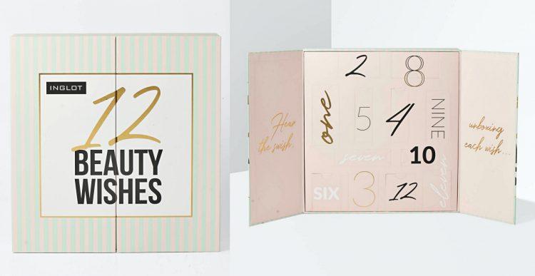 Inglot 12 Beauty Wishes Advent Calendar 2020