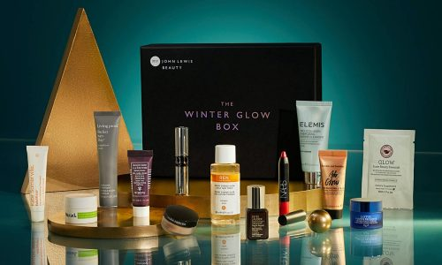 John Lewis Winter Glow Box