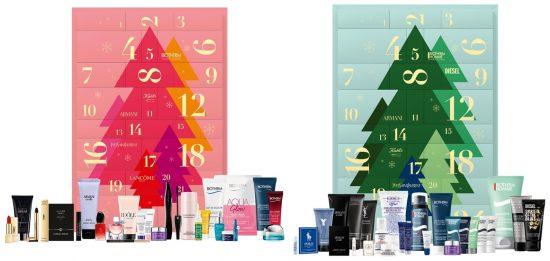 L'Oreal Luxury Brand Advent Calendars For Women & Men 2020